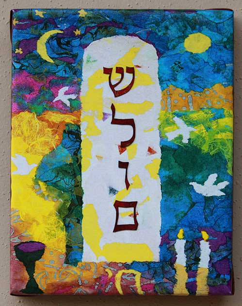"""Shalom"" on Colors of Life"
