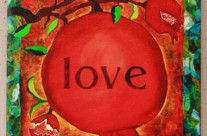 """Love"" on Precious Fruit"