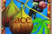 """Peace"" on Embrace (Figs)"