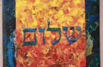 """Shalom"" on Saffron and Sapphire"